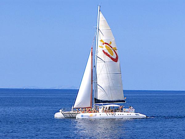 Tages Katamaran Menorca