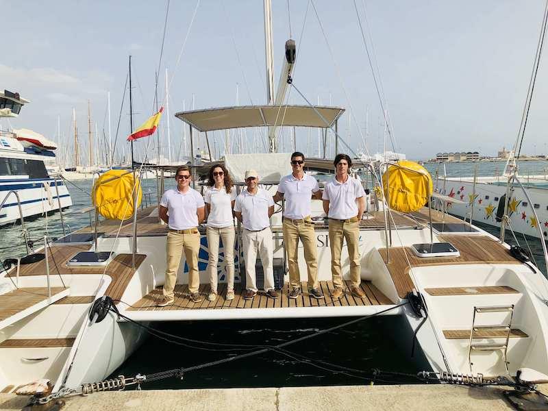 Katamaran Crew Mallorca
