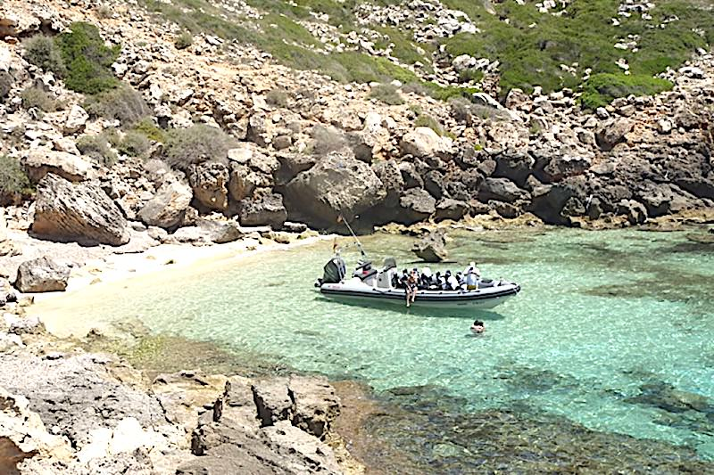 Speedboat Palma