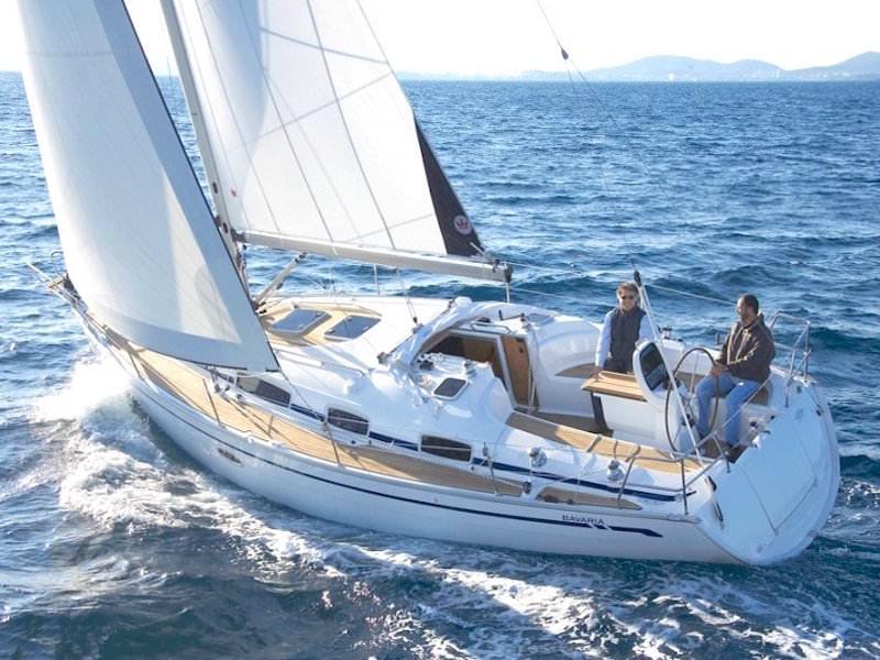 Segelyacht Bavaria35