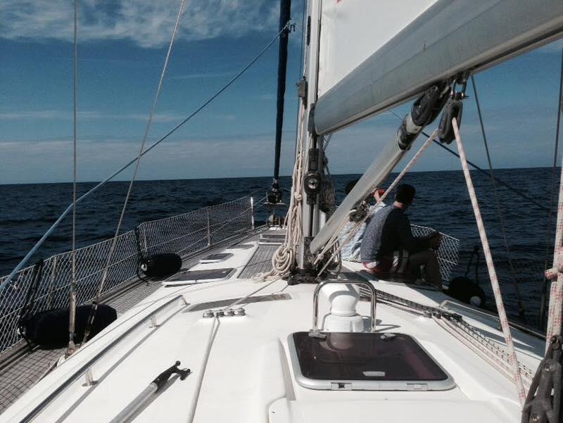 Segelyacht Port de Soller