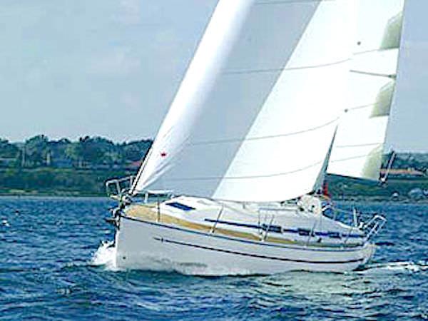Segelyacht Palma