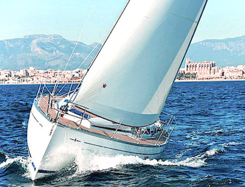 10,50m Segelyacht Palma