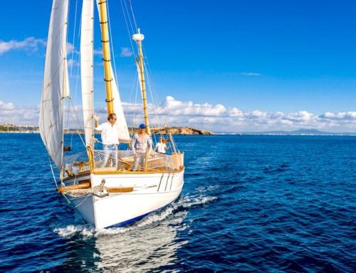 12m klassische Segelyacht Palma