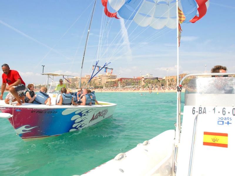 Parasailing Palma de Mallorca