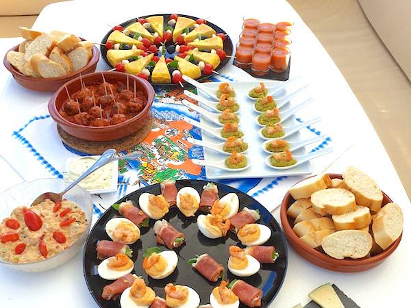 katamaran catering