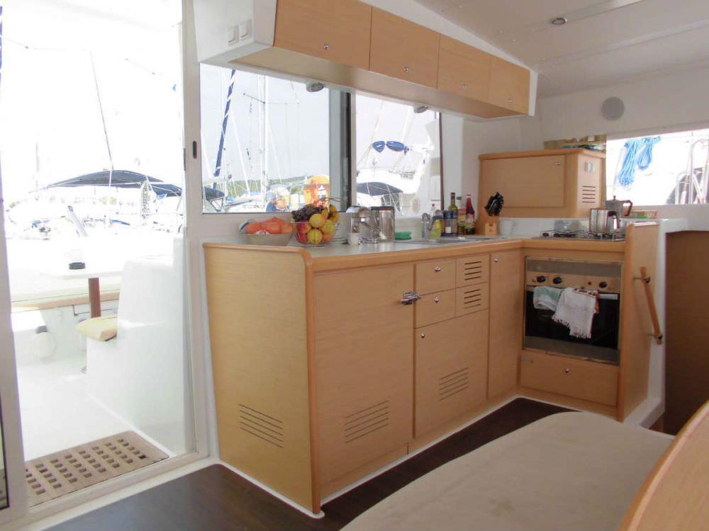 katamaran pantry